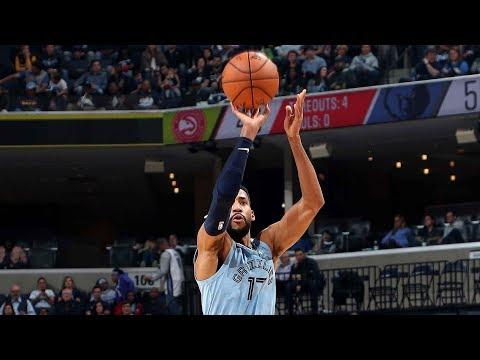 NBA Atlanta Hawks vs Memphis Grizzlies   Oct 19,  2018