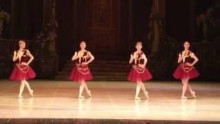 """«Русский балет»-GLORIA ТВОРЦАМ. Р. Дриго. Pas de six из балета """"Эсмеральда"""""""