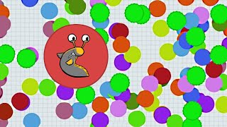 MODDED AGARIO ON DRUGS!? (Agar.io Funny Moments)