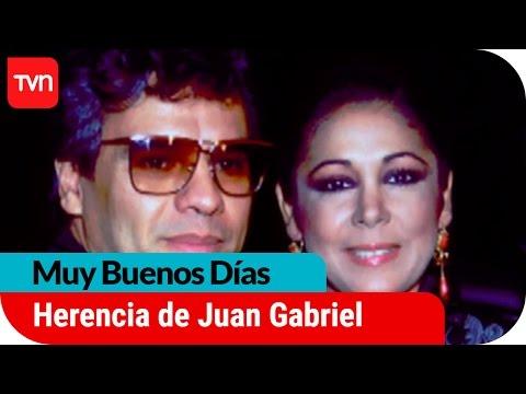 Pantoja recibe millonaria herencia de Juan Gabriel | Muy buenos días
