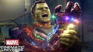 """Marvel FINALLY Explains """"The Blip"""" and What Happened - AVENGERS ENDGAME"""