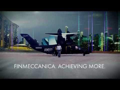 Finmeccanica Institutional Video - July 2015