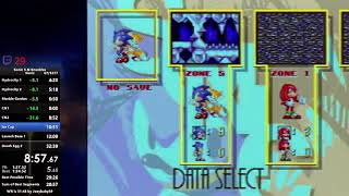 Sonic 3 & Knuckles-Sonic & Tails In 32:17