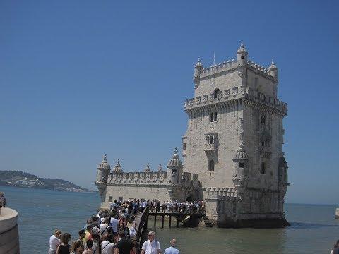 Belem District, Lisbon 2017: the Padrão dos Descobrimentos, Torre de Belem