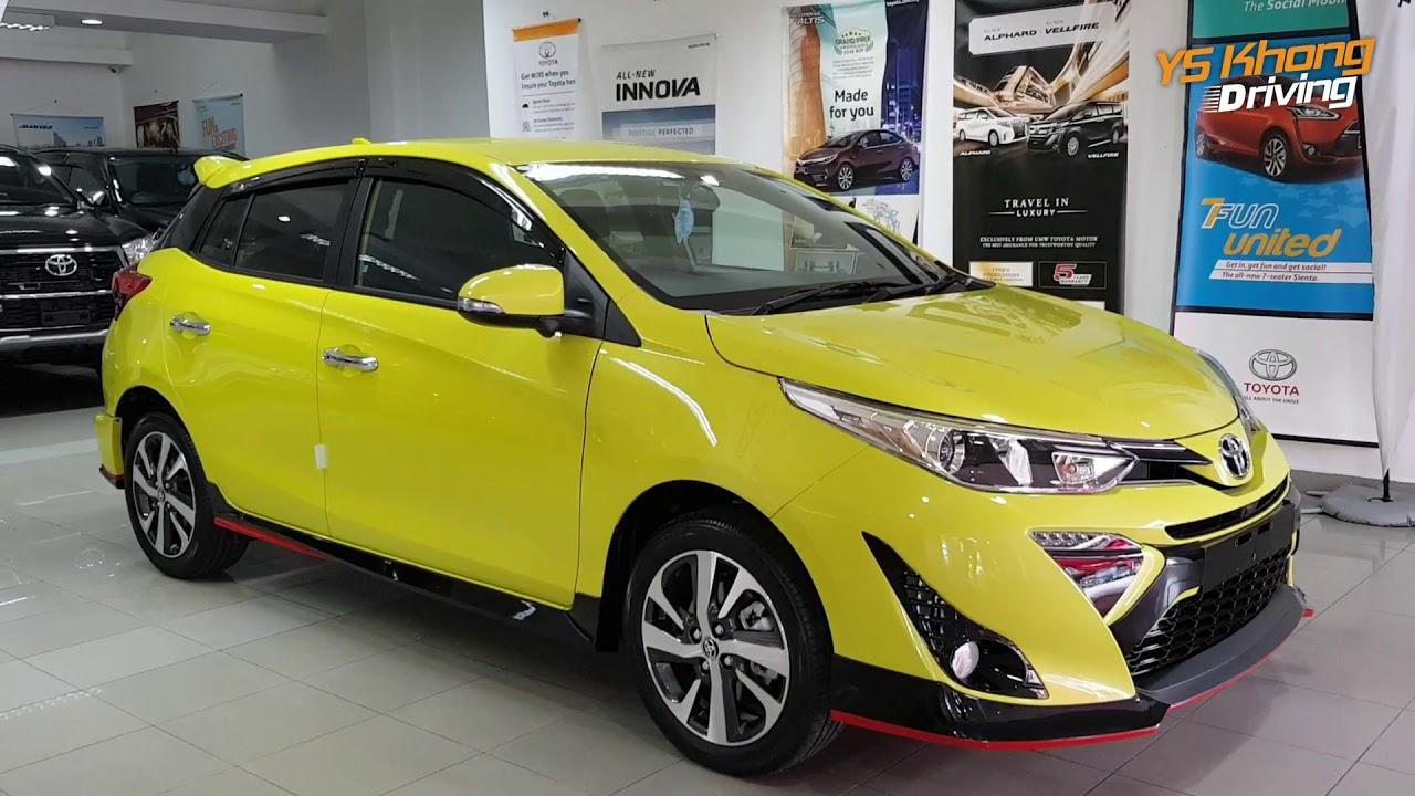 toyota yaris 2019 malaysia modified