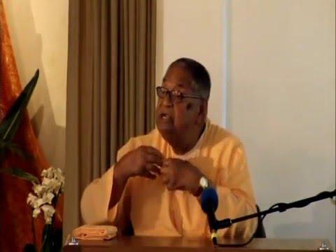 On the Ramakrishna Pranam Mantra, Swami...