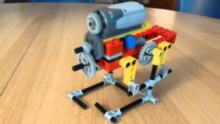 LEGO TECHNIC Robot à 2 jambes