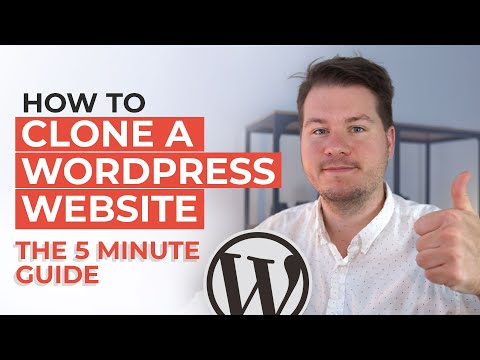 How To Clone An Entire WordPress Site To A New Host Using Duplicator