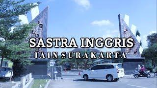 ENGLISH LETTERS VIDEO PROFILE IAIN SURAKARTA