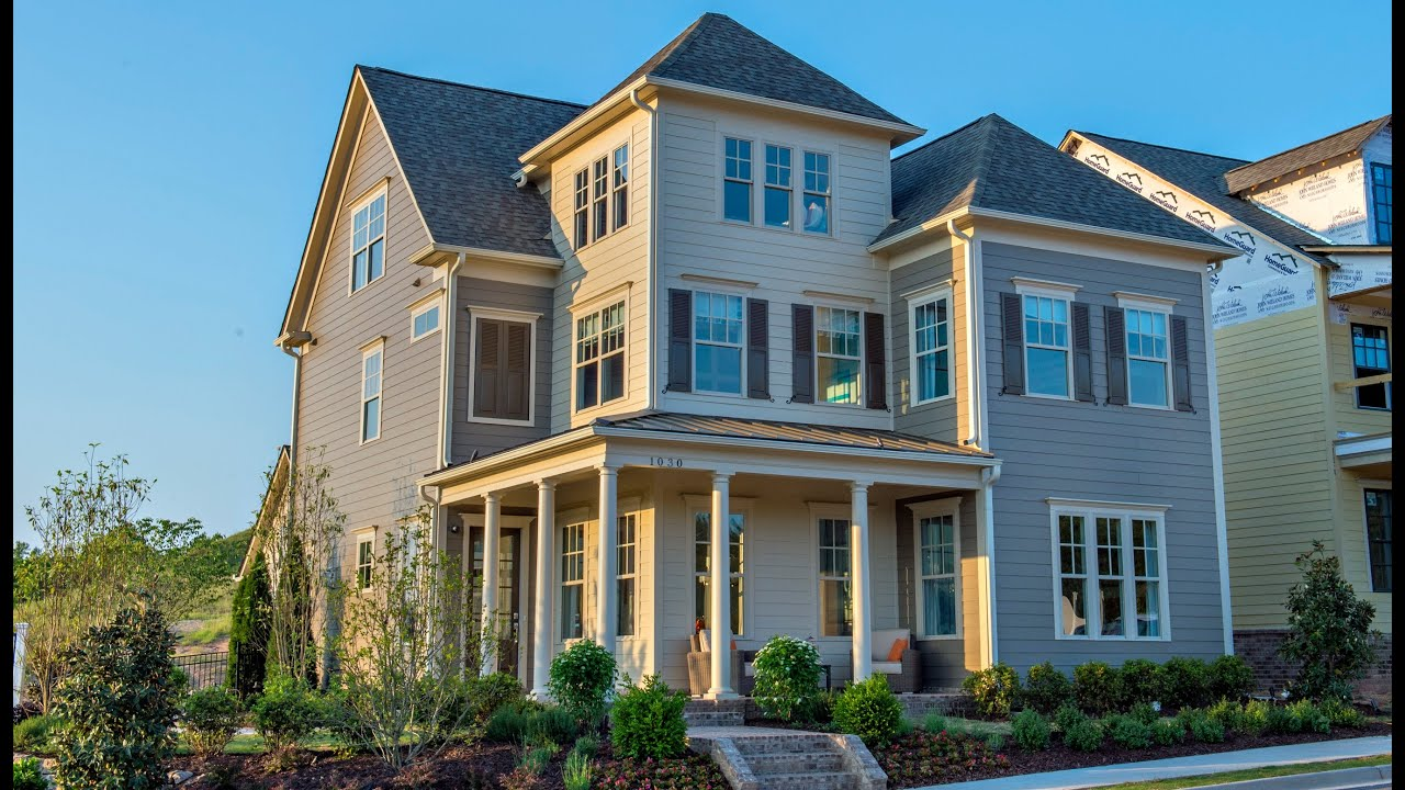 John Wieland Homes Mail: The Donnelly Designer Model At Alstead