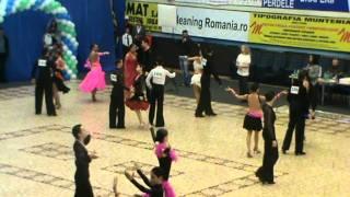 Campionatul National de Dans Sportiv 2011, Constanta-cls. E 16-18ani -Semifinala