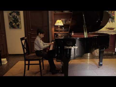 Елисей Ульныров (фортепиано) – П. Чайковский «Мазурка» (2 м.) Преподаватель Наталья Сергеева