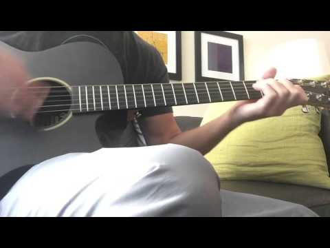 Guitar Lesson: Wilco - Dawned on Me