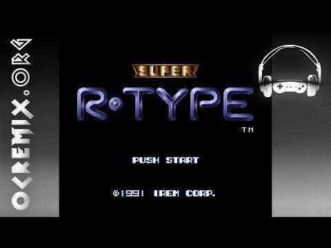 OC ReMix #555: Super R-Type 'Solitary Flight 2002' [Solo Sortie] by Beatdrop