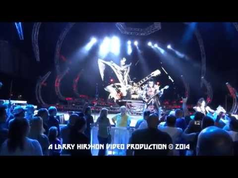 KISS Live From the Nikon Theater at Jones Beach in Wantagh, NY Aug. 6, 2014 ENTIRE SHOW Download