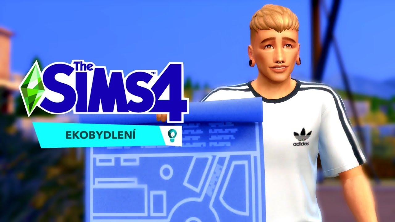 🏙 ZMĚŇME CELÉ MĚSTO! 😯 (The Sims 4 Ekobydlení #2 🌱)