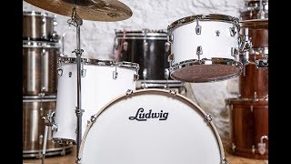 Mix - Ludwig NeuSonic Shell Pack - Drummer's Review