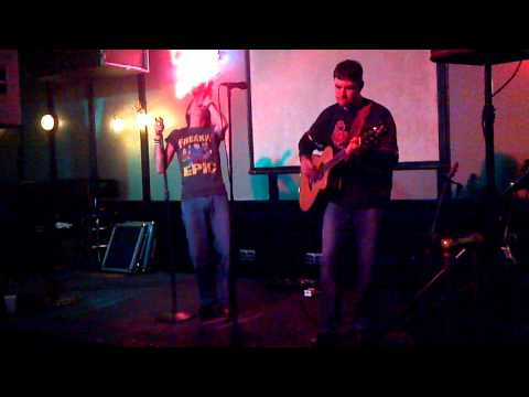 Soul To Squeeze (Red Hot Chili Peppers Acoustic Cover) - Steve McCabe and Sheldon Clark