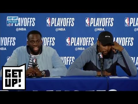 Hot Take Factory: Draymond Green's greatness is a product of the Warriors' system | Get Up! | ESPN