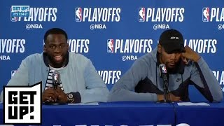 Hot Take Factory: Draymond Green's greatness is a product of the Warriors' system   Get Up!   ESPN