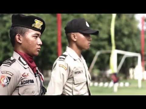Pendidikan Bintara Polri TA 2016 Pusdik Sabhara Porong