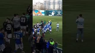 Видео с матча Амкала против Сборной Питера в г. Санкт -Петербург