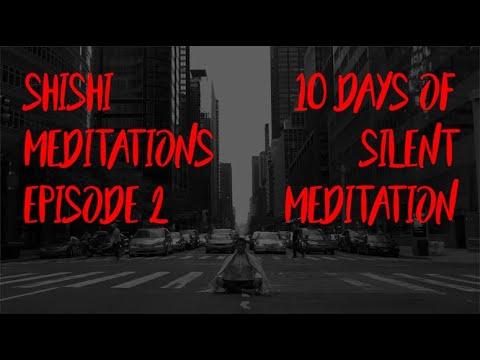 ShiShi Meditations #2: How Vipassanā Meditation Changed My Life
