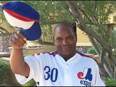 """""""Tip That Cap"""" by Annakin Slayd (Tribute to Tim Raines & Expos Nation) Prod by DJ Storm"""