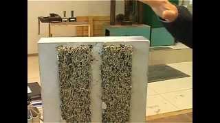 Производство таумалитовых плит