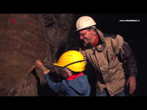Minett Tour - National Mining Museum Rumelange (GB) Trailer