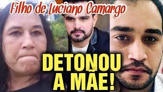 Filho de Luciano Camargo detona a própria mãe nas redes sociais+Zezé di Camargo e o irmão Nathan