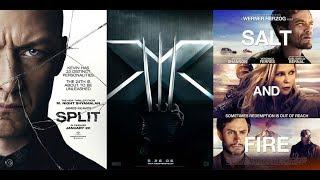 Movie Epidemic 121: Split / Salt and Fire / X-Men The Last Stand