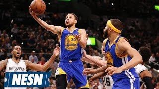 Four Fast Facts: Warriors To Face Spurs In Conference Finals