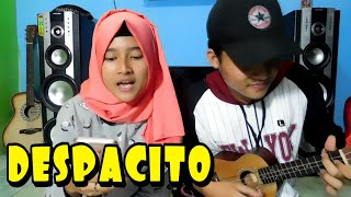 Video Despacito Ukulele Cover Reni Beatbox | Luis Fonsi Ft. Daddy Yankee download MP3, 3GP, MP4, WEBM, AVI, FLV Maret 2018
