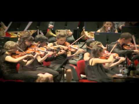 Pirates of the Caribbean, symphonic suite - Orchestra Academia Symphonica