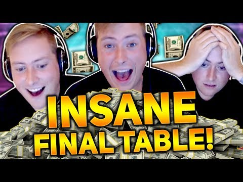 $55 PROGRESSIVE KNOCK OUT FINAL TABLE!!! PokerStaples Stream Highlights