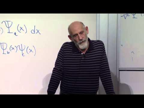 Advanced Quantum Mechanics Lecture 9