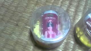 ワンダAKB マグネット缶が、4つ そろい、うれしい、前田敦子なかった.