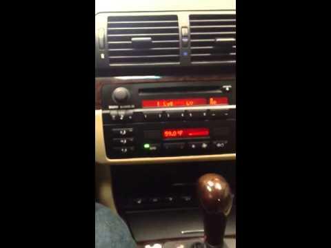 BMW 3 series Bluetooth, iPod, USB interface