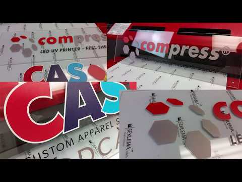 UV Printer | Printing Acrylic Signs with a UV Printer