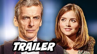 Doctor Who Series 8 Trailer 2 Breakdown