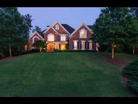 MILLION DOLLAR LUXURY HOMES ATLANTA - 8250 Nesbit Ferry Road