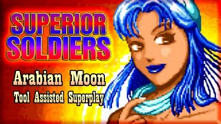 【TAS】SUPERIOR SOLDIERS  PERFECT SOLDIERS - ARABIAN MOON