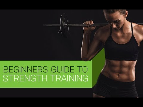 Beginners Guide to Strength Training (6 BEST TIPS FOR WOMEN!!)