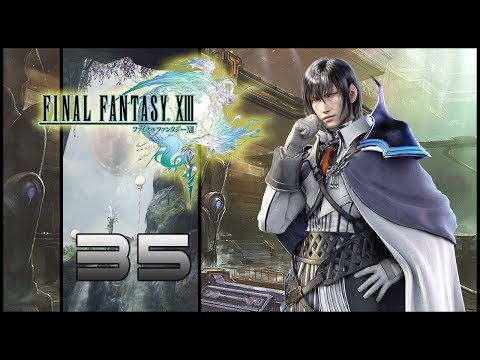 Guia Final Fantasy XIII (PS3) Parte 35 - La voluntad de Raines