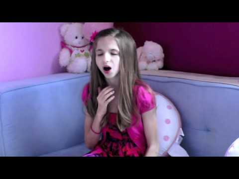You Raise Me Up - Josh Groban - cover by 11 yr old Madi :)
