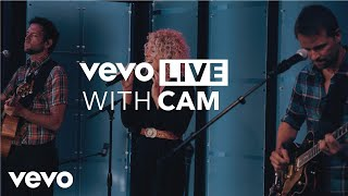 Cam Diane Vevo Live At Cma Awards 2017