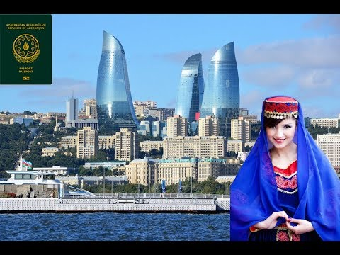 অাজারবাইজানের ভিসা কিভাবে পাবেন। Azerbaijan Visa Information. Azerbaijan Travel Guide.