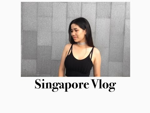 6 Days in Singapore | TRAVEL VLOG