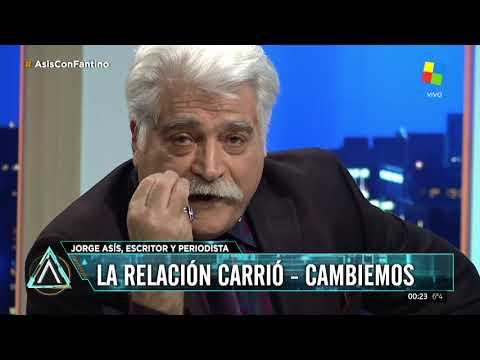 Jorge Asís aseguró que el gobierno está devastado